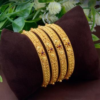 Bangles gold 40 designs gram 22Kt Gold