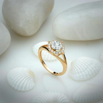 Diamond Rings for Men & Women