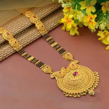 40 gram gold mangalsutra designs