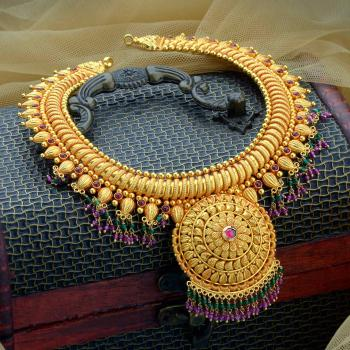 Gold necklace set | Latest Gold Jewellery | Ornaments Designs